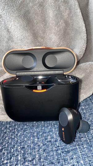 Sony Truely Wireless Headphones WF-1000XM3 for Sale in Milwaukee, WI