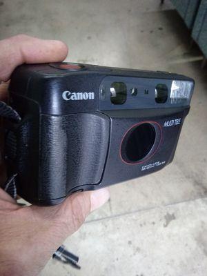 Canon Sure Shot Multi Tele Circa@1988 TESTED for Sale in Montclair, CA