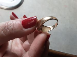 Very nice black Onyx gold ring for Sale in Romulus, MI