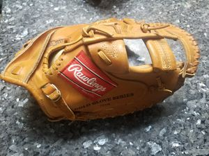 NWOT RAWLINGS HEART OF THE HIDE FASTPITCH SOFTBALL CATCHER GLOVE for Sale in Victorville, CA