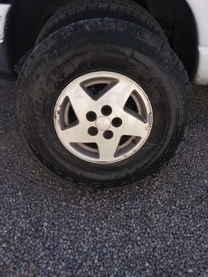 Jeep Wheel and Tire for Sale in Phoenix, AZ