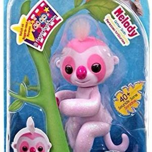 WowWee Fingerlings Baby Sloth Melody Interactive Toy for Sale in Garland, TX