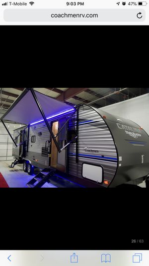 2019 Catalina Toy Hauler Camper for Sale in Belleville, MI