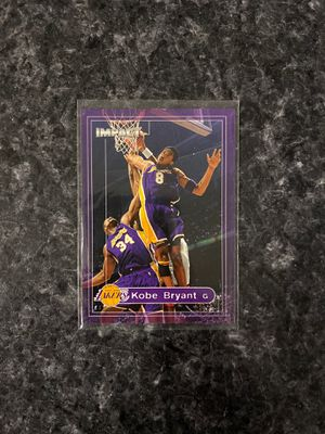 Kobe Bryant Fleet Skybox playing card for Sale in Spokane, WA