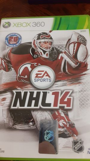 NHL 14 Xbox360 for Sale in Grand Saline, TX