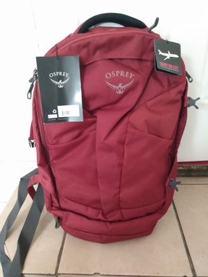 Osprey packs for point 40 travel backpack-- nueva-- área de oildale for Sale in Bakersfield, CA