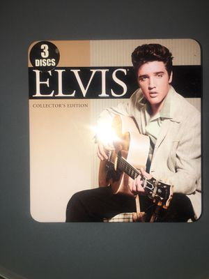 Elvis Presley Collector's Edition CD's for Sale in West Columbia, SC