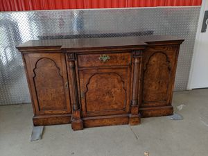 Antique (19th c.) English Console / Dresser, excellent condition. Must sell today! for Sale in Los Angeles, CA
