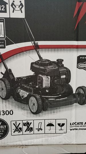 "MURRAY 21"" 2-n-1 Low Wheel Push Mower for Sale in Tacoma, WA"