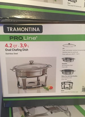 Brand new chafing dishes for Sale in Hyattsville, MD