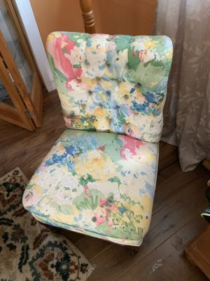 Small play chair wooden sturdy 2ft tall for Sale in Aurora, CO