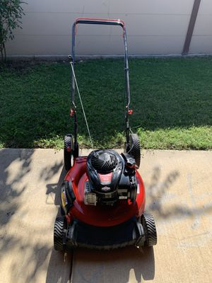 New Troy bilt lawn mower for Sale in Fort Worth, TX