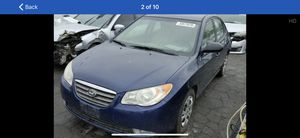 2009 Hyundai Elantra for parts Turbo Team Auto Wrecking more than 700 cars for parts for Sale in Chula Vista, CA