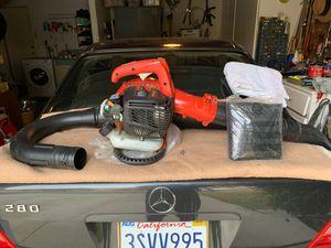 Homelite fuel leaf blower and leaf sweeper. for Sale in Diamond Bar, CA