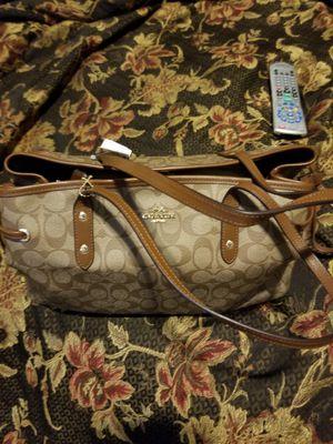 Authentic Coach purse brand new for Sale in Prattville, AL