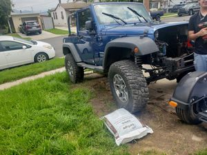 "2010 jeep wrangler jk ""Parts"" for Sale in El Cajon, CA"