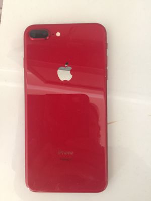 Red iPhone 8plus great valentines gift for Sale in Lynchburg, VA