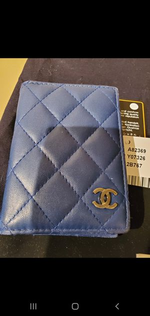 Chanel wallet. Authentic for Sale in Scottsdale, AZ