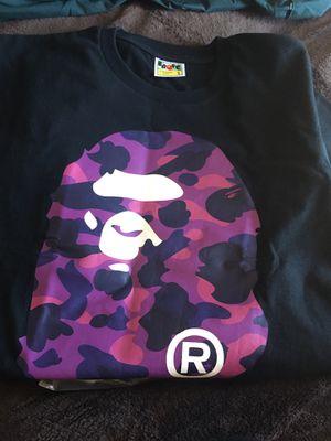 Bape shirt for Sale in Fontana, CA