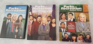 Parks & Recreation Seasons 1-3 for Sale in Waterboro, ME