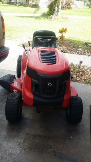 "42"" troy - bilt lawnmower for Sale in Kissimmee, FL"