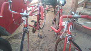 All original his and hers Schwinn varsity bikes for Sale in Fresno, CA