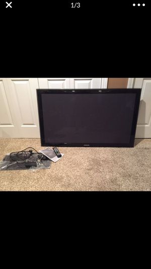 50 inch Samsung Plasma TV for Sale in Aurora, IL
