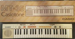 Casiotone MT-35 Keyboard with box for Sale in Philadelphia, PA