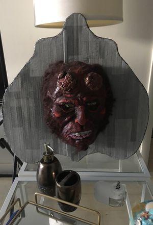Hellboy FanArt Sculpture (Handmade) for Sale in Los Angeles, CA