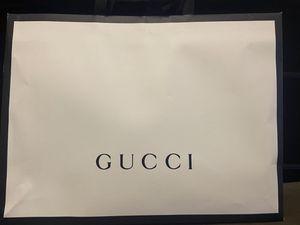 Men's Gucci Bag for Sale in Auburn, WA