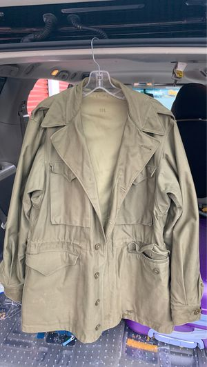 Military jacket from World War 2 for Sale in Springfield, VA