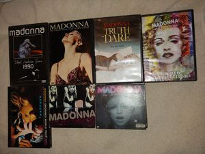Madonna Live (7). for Sale in Bellaire, MI