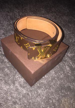 Louis Vuitton Belt (unisex) for Sale in Washington, DC