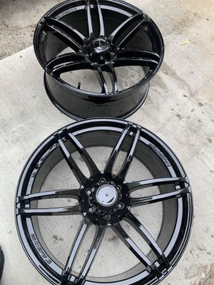 24 inch rims for Sale in Torrance, CA