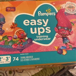 Pampers Training Underwear for Sale in Torrance, CA
