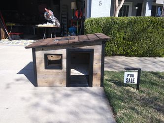 Custom Hand Built Dog/cat House for Sale in Modesto,  CA