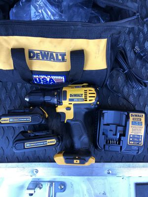 Brand new 20v drill never been used for Sale in Salinas, CA