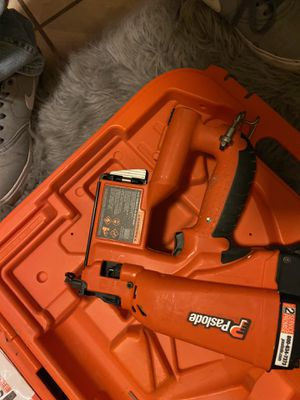 Paslode Cordless 18-Gauge Lithium-Ion Brad Nailer for Sale in Hayward, CA