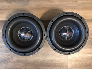 DS18 8 inch Subwoofers Z8s for Sale in Charlotte, NC