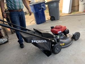 Samsung lawn mower for Sale in Fresno, CA