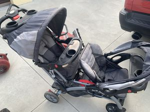 Double Baby stroller for Sale in Parma Heights, OH