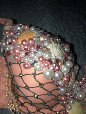 Mermaid Photoshoot Bra for Sale in Boca Raton, FL