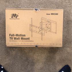 """TV wall mount - 26""""-55"""" /45lbs for Sale in Bellevue,  WA"""