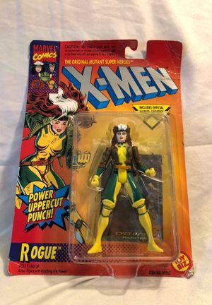 1994 MARVEL COMICS X-MEN ROGUE FIGURE - TOY BIZ - UNOPENED for Sale in Menifee, CA