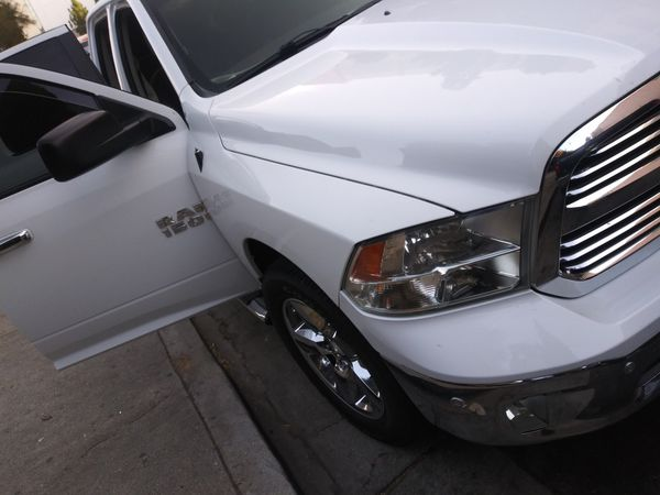 Dodge. Ram 2015.