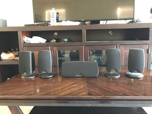 klipsch a set nice family speaker for Sale in Chandler, AZ