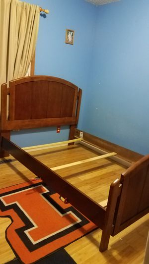 Full Size Bed Frame from Ashley Home for Sale in Champaign, IL