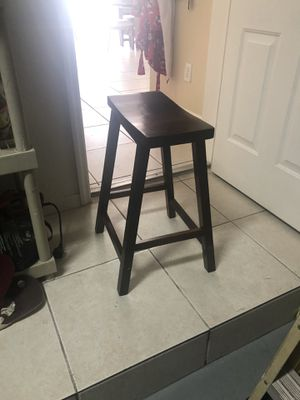 Wooden stools for Sale in Miami, FL