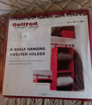 Closet Organizer for Sale in Atkinson, NH