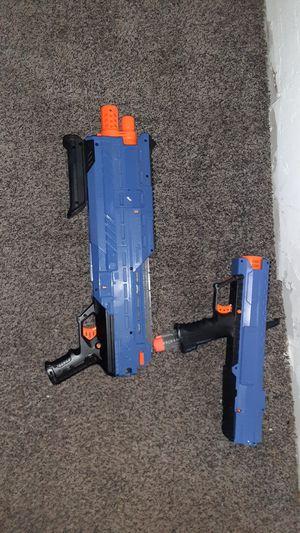 40 o.b.o nerf guns for Sale in Oklahoma City, OK